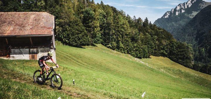 Descente sur Estavannens - Open Bike 2019