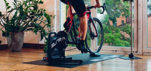 Programme d'entrainement cycliste en avril, adapté au confinement COVID-19