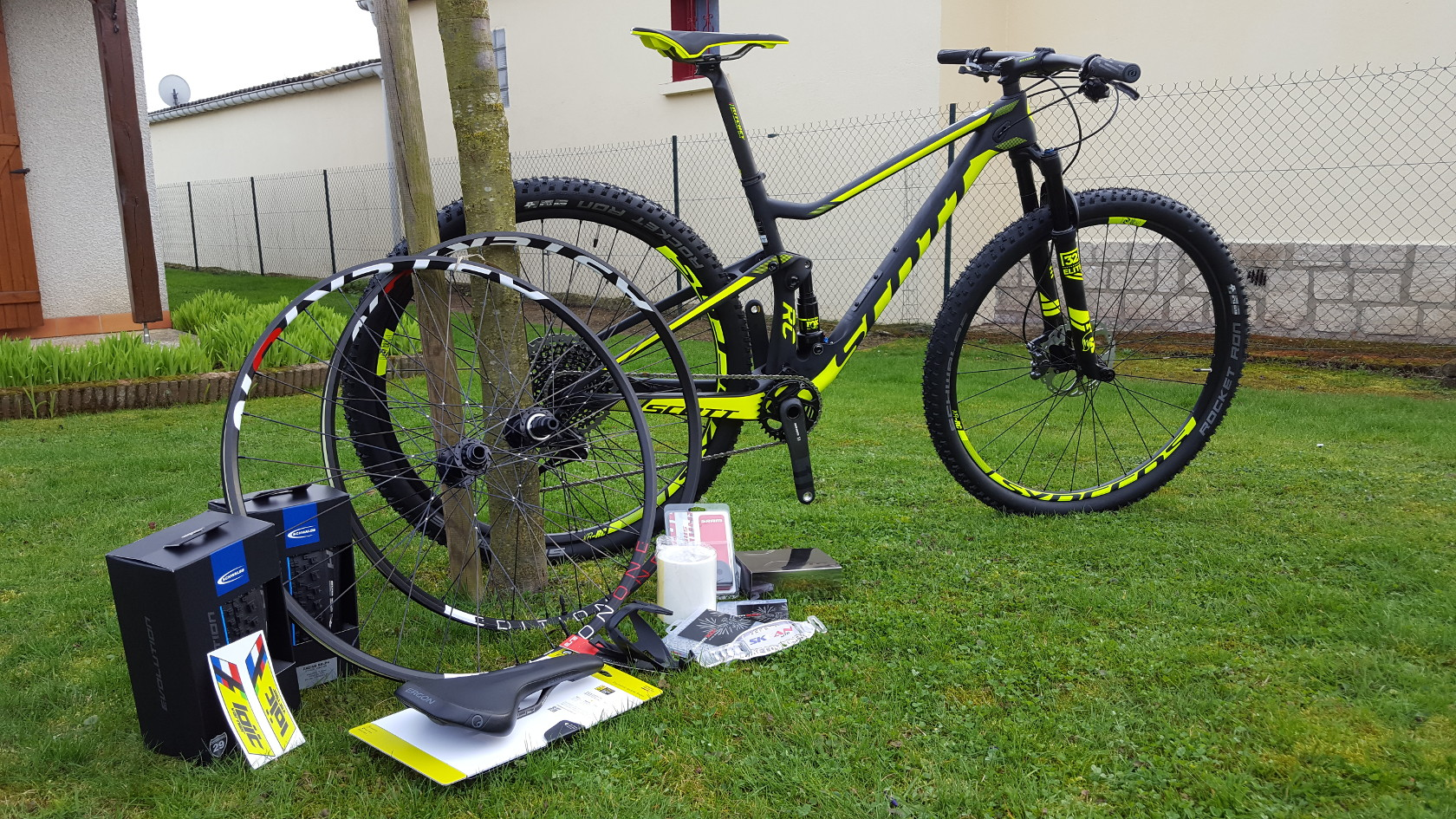 Épinglé sur Matériel cyclisme VTT